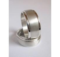 Silver ring W