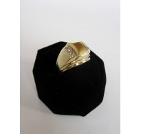 Gold ring - 01-16