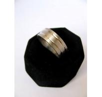 Silver ring B3L