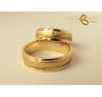 Wedding Rings Bott+