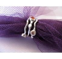 silver ring ANI 03