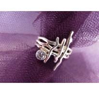 silver ring ANI 04
