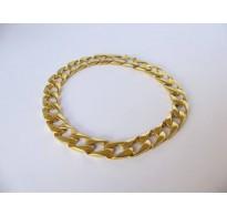 Gold bracelet panzer