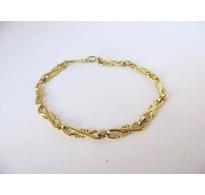 Gold bracelet 8G